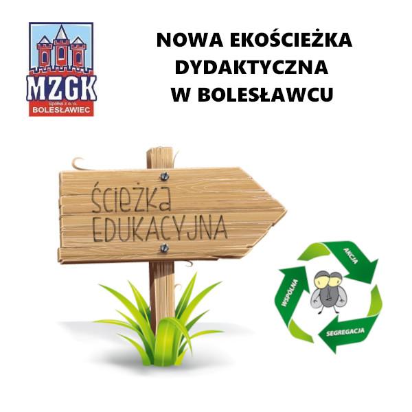 Nowa ekościeżka dydaktyczna w Bolesławcu
