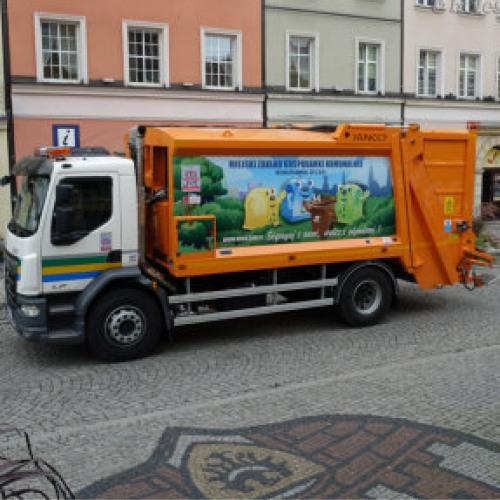Zdjęcie Usługi oczyszczania i odbiór odpadów