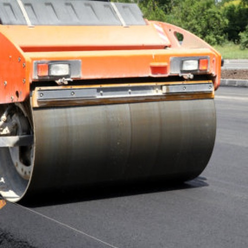 Zdjęcie Zakład robót drogowych